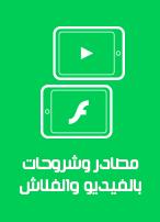 فلاش وفيديو